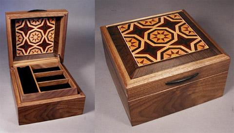 Handmade Jewelry Boxes